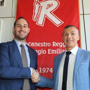 Sea Technology entra nel Basket Pool a supporto della Pallacanestro Reggiana, stagione 2019 / 2020