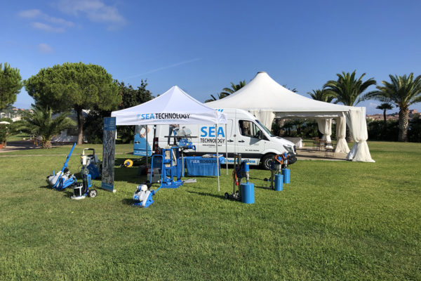 Sea Technology Open Day all'IIsola d'Elba il 1 ottobre 2019